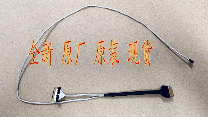 Новый оригинальный для lenovo IdeaPad s350 15 S350-15IWL светодиодный ЖК-кабель низковольтной дифференциальной передачи сигналов DC020027700