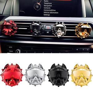 Image 4 - Bulldog Car Perfume Fragrance Scent Car Air Freshener Smell in the Car Styling Distributor Auto Vents Scent Car Accessories