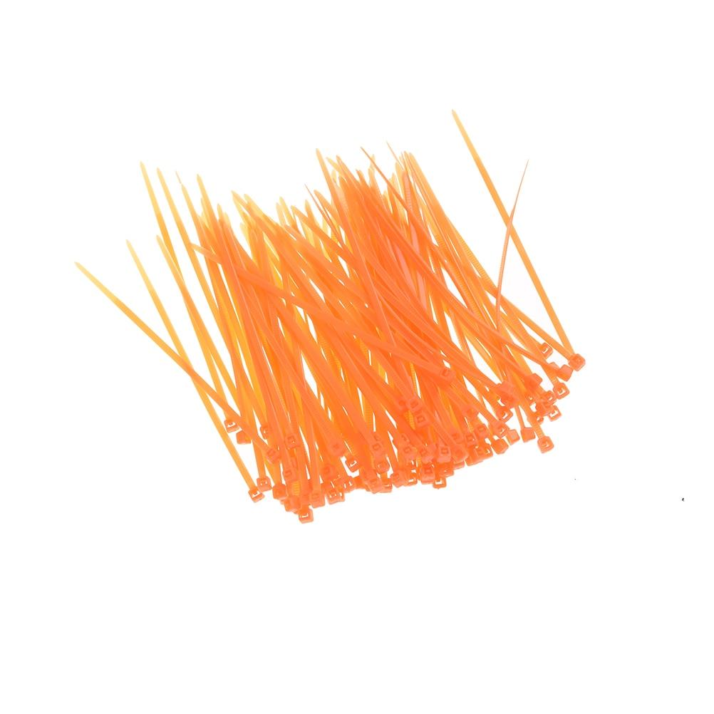 100 шт. самоклеющиеся приклеивающиеся крепления для кабельных стяжек/прокладки станок провода и зажим основания кабеля зажим - Цвет: 2