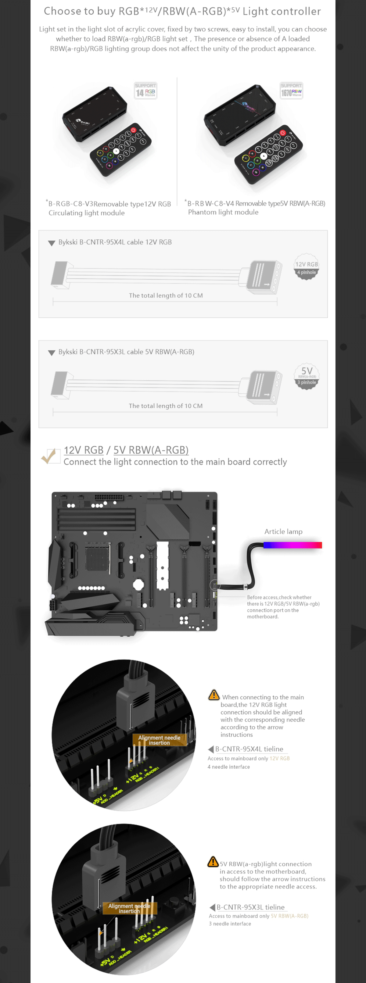 Bykski GPU Block For Palit RTX 3090 GameRock OC With Active Waterway Backplane Water Cooling Cooler N-PT3090GR-TC