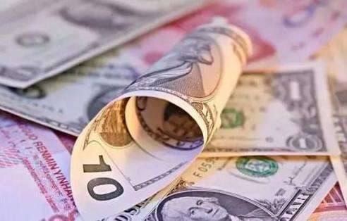 """美元的跌幅可能会下降10%。股市和商品丰收""""大礼包"""""""