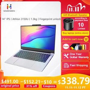 MAIBENBEN Maibook S431 Laptop 2020 NEW AMD CPU Athlon Gold 3150U 14
