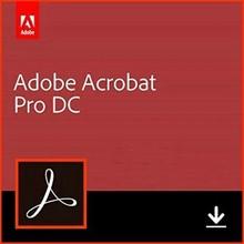 Logiciel Acrobat Pro DC 2020 un logiciel de Production professionnel PDF très facile à utiliser et puissant Win/Mac