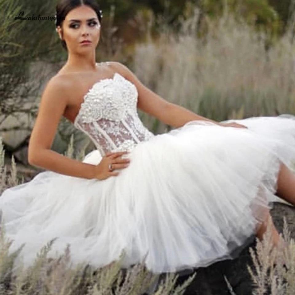 Short Corset Wedding Dress Off 72 Buy