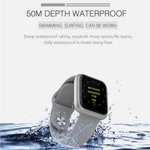 Image 4 - 2020 ساعة ذكية الرجال النساء معدل ضربات القلب 15 أيام الاستعداد مقاوم للماء Smartwatch آيفون أندرويد PK Iwo13 12 9 8 الساعات الذكية
