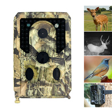 12MP 1080P Hunting Camera Wildlife Trail Infrared Night Vision Thermal Imager Video Cameras