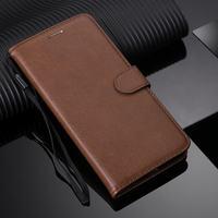 Luxe Wallet Leather Case Voor Huawei P8 P9 Lite Cover Case Magneet Flip Vintage Vlakte Telefoon Tas Voor Huawei Op p9lite P 9 8 Coque