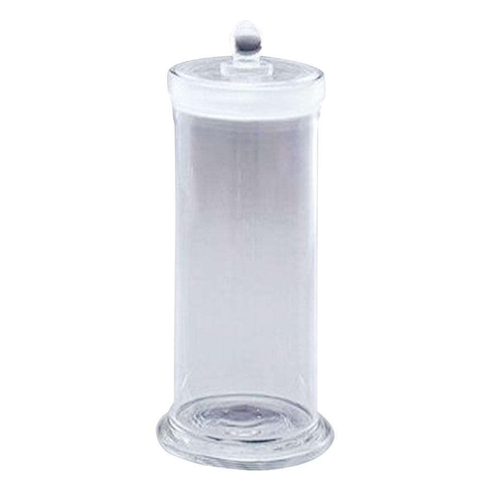 Laboratory supplies Specimen Bottle Transparent Glass Bottle With frosted Cover Scientific Experiment Storage Equipment Tools