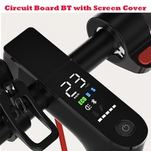 Millet Electric Scooter M365/M365 Pro Bluetooth Board Dashboard With Screen Cover Circuit Bluetooth Board Cycling Accessories