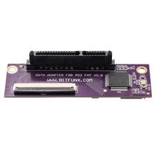 Sata Adapter Update Card For Sony Playstation 2 Ps2 Ide Orig