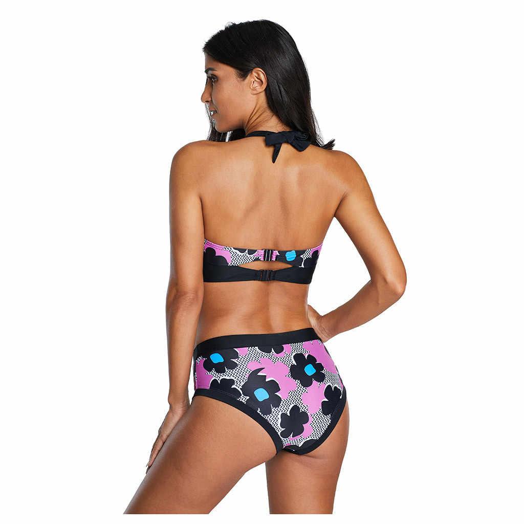 Vrouwen Polka Dot Badpak Push-Up Beach Badpak Bikini Badmode Plus Size Zomer Satijn Zijde Beha Bustier Babydoll Nachtkleding B