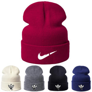 Winter Hats Cap Beanie Wool-Hat Skullies Knit Warm Girls Boys Fashion Women Casual