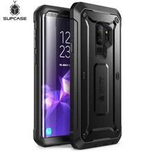 SUPCASE For Samsung S9 Case UB Pro Full Body Rugged Holster Cover with Built in Screen Protector Case For Samsung Galaxy S9
