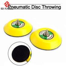 1Pc 3 Inch Auto Car Polishing Pad For Car Polisher M6 Thread Polishing Discs
