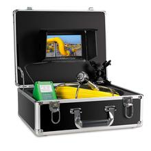 Sewer Camera,Pipe Inspection Camera 50M Drain Industrial Endoscope Plumbing Video System 7