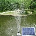 Солнечный водяной фонтан  Бесщеточный Водяной насос  встроенный аккумулятор для хранения  пульт дистанционного управления  погружной свет...
