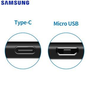 Image 5 - סמסונג המקורי 5V/2A 9V/2A טלפון מטען עבור סמסונג גלקסי S8 S9Plus הערה 9 8 a50 A7 S5Mini S4 S6 S7 סוג C מיקרו USB כבל