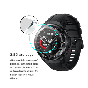 Image 4 - 2.5D Tempered Glass Screen Protector For Huawei Honor Magic Watch 2 GT 2 GT2 42mm 46mm GS Pro Smartwatch Screen Protective Film