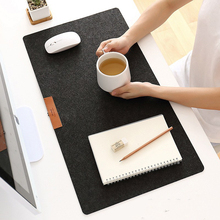 Large Desktop Mouse Pad Soft Felt Cloth Keyboard Office Laptop Notebook PC Table Mat Home Office Computer Desk Mousepad 63 33 large soft felt cloth desktop mouse pad keyboard office laptop notebook pc table mat home office computer desk mousepad