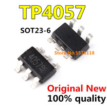 10-20pcs TP4057 4057 SOT23-6 Chipset original novo