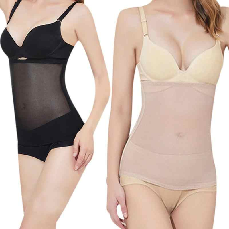 Verano postparto Shapewear adelgazamiento cuerpo modelador de abdomen ropa de entrenamiento para gimnasio