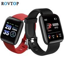D13 Smart Uhr Männer Frauen Wasserdichte Armband Blutdruck Herz Rate Monitor Fitness Tracker 116Plus Sport Uhr Z2