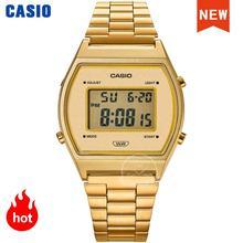 Casiowatch золотые брендовые роскошные светодиодный цифровые водонепроницаемые кварцевые мужские спортивные блестящие дизайнерские военные ч...