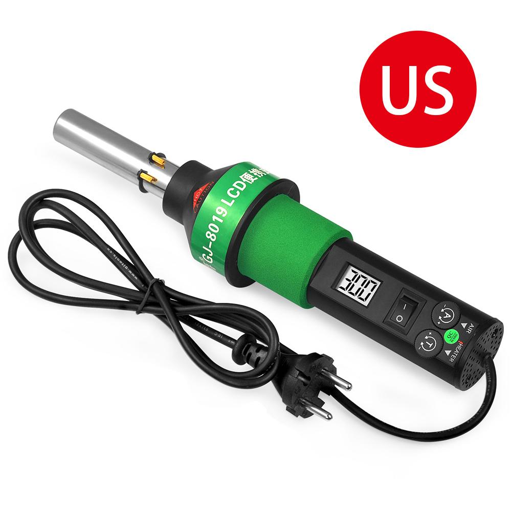 High Quality Portable Hot Air Rework Station Solder Blower Adjustable Heat Device With Temperature Control