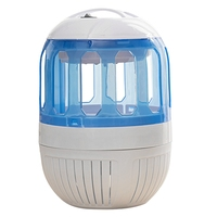 USB Electric LED Mosquito Killer Lamps LED Insect Trap Zapper Physical Mosquito Killer Lamp LED Mosquito Killer Lamp