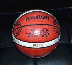 Расплавленный BG3100 Официальный Размер 7 баскетбол искусственная кожа прочные лучшие подарки на день рождения Студенческая призовая команда...