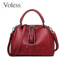 купить Vintage Tassel Women Messenger Bags Designer Women Handbags Quality Bags Female Shoulder Bag Woman CrossBody Bag Bolsa Feminina по цене 1236.84 рублей