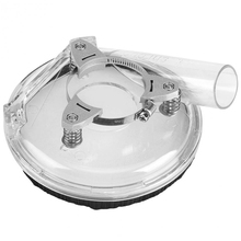 Dust Shroud Kit Dry Grinding Dust Cover For 125Mm Angle Grin