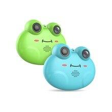 Cartoon HD 1080P Frog Child Camera Digital Photo Ca