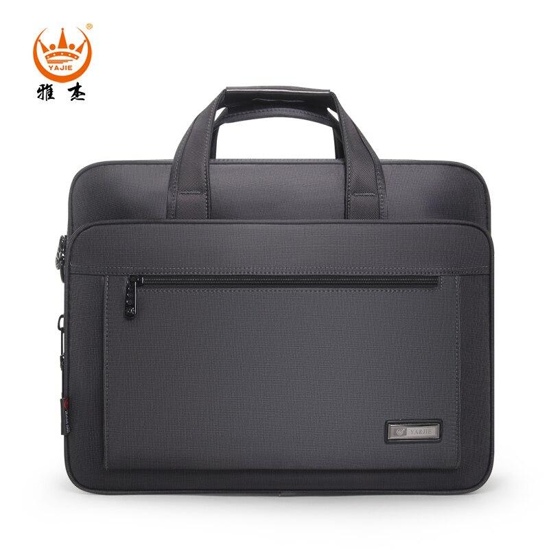 Сумка для компьютера, ноутбука, мужской деловой портфель, оксфордская Водонепроницаемая дорожная сумка, Повседневная сумка через плечо
