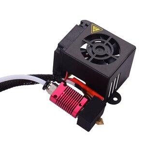 Image 3 - 24V Lắp Ráp Hotend Máy Chiết Nội Bộ Với Đầu Phun 0.4 Mm Nhôm Làm Nóng Chặn Cho Creality Ender 3 Ender 3 Pro 3D Máy In