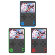 RS-60 Portable Retro Video Game Console Handheld Game Player Built-in 500 Classic Games Mini Pocket Gamepad for Kids Gift