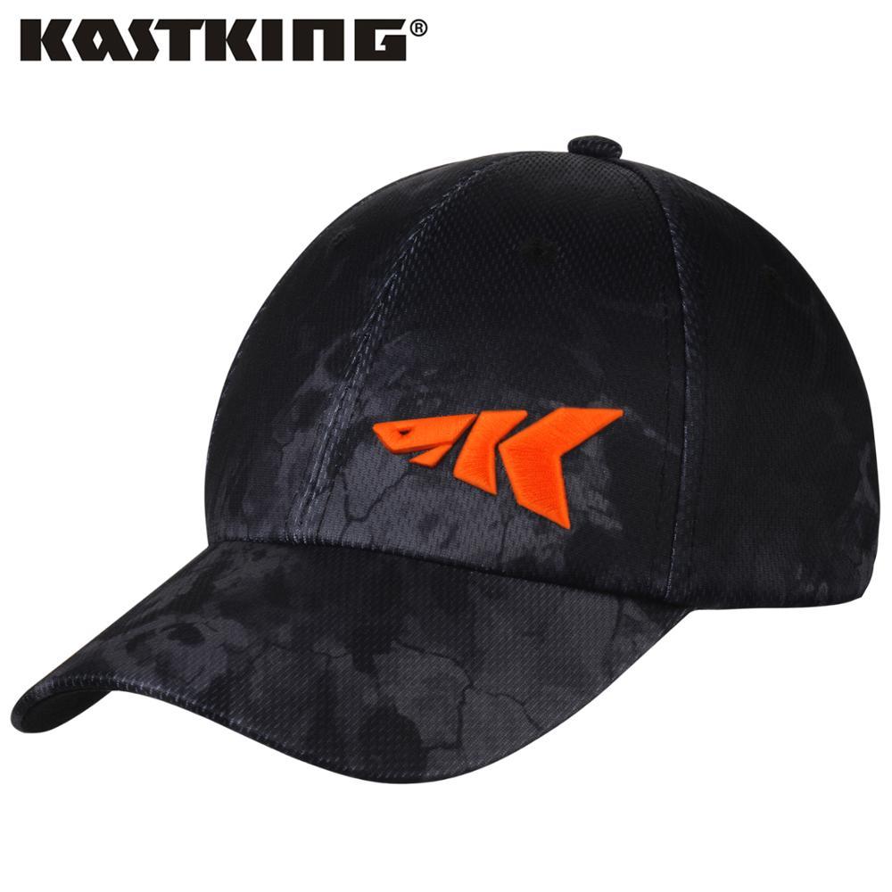 KastKing-Gorras oficiales para hombre y mujer, sombrero de pesca, sombreros de béisbol, senderismo, protección ajustada y total, sombreros deportivos para exteriores