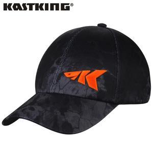 Image 1 - Головной убор KastKing для мужчин и женщин, официальная Кепка для рыбалки, бейсболка, для походов, приталенная и совокупная защита, уличные спортивные шапки