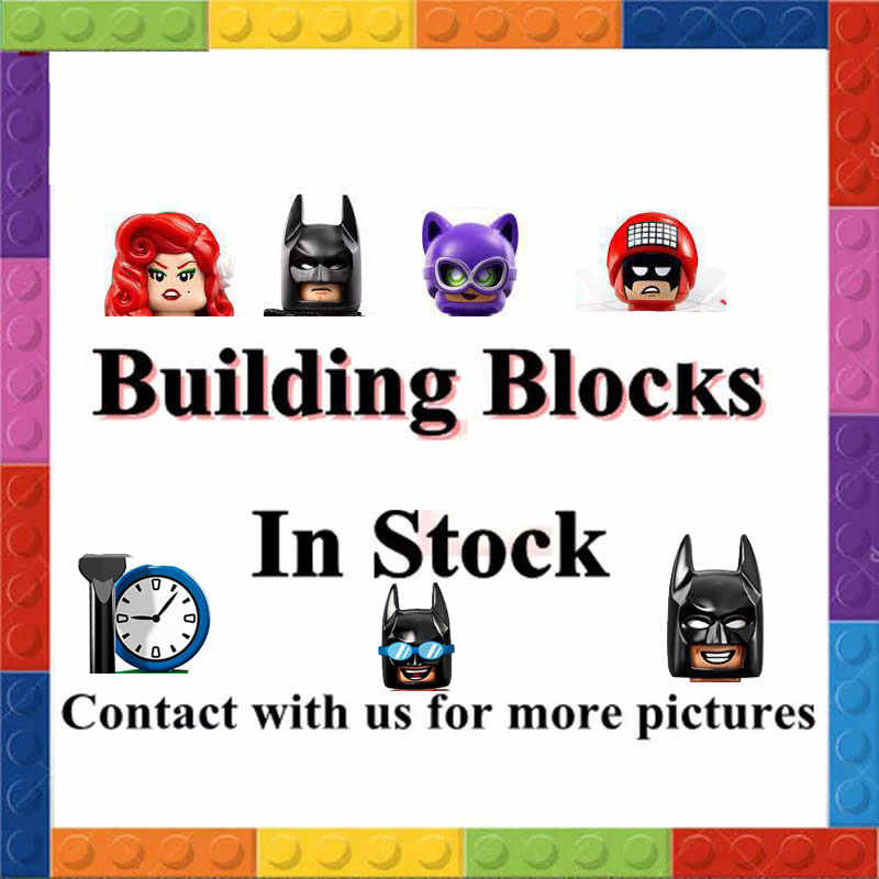 Super Heroes Series Batman Movie Figure Action Modello Building Blocks Giocattoli Per I Bambini Supereroi Batman