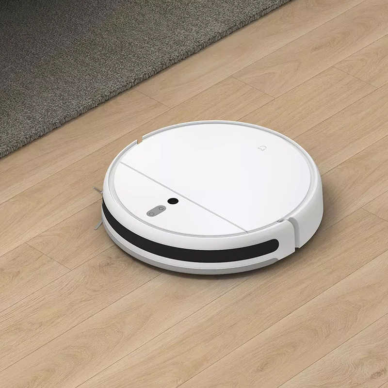 Orijinal Xiaomi MI Robot süpürge 1C paspas süpürme MI robotik akıllı planlı tip WIFI App kontrol otomatik şarj ev