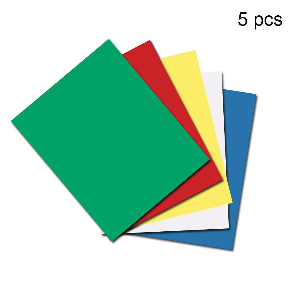 5pcs Home Handwork DIY Sewing Paint Cross Stitch Cloth Water Soluble Accessories Canvas Tracing Reusable Carbon Transfer Paper