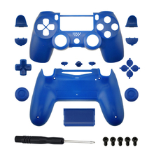 RETROMAX Replacement Full Shell And Buttons For jds 040 DualShock 4 PlayStation 4/PS4 Pro/Slim Controller  Housing Cover Case