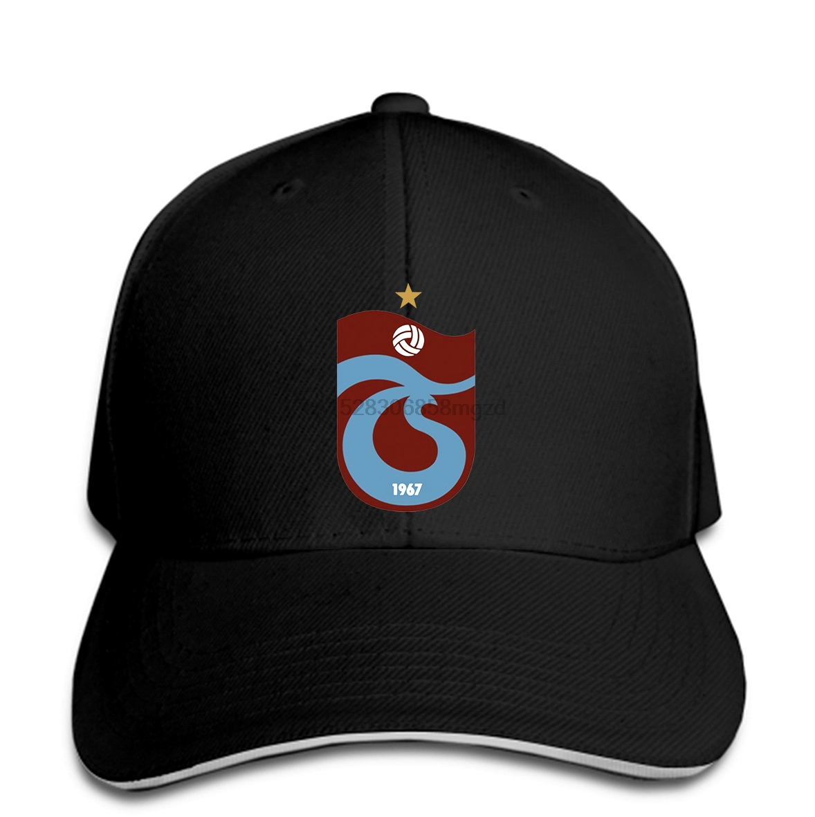 Trabzonspor Turkish Soccer Team Football Club Super Lig Turkey Men Baseball Cap Snapback Cap Women Hat Peaked