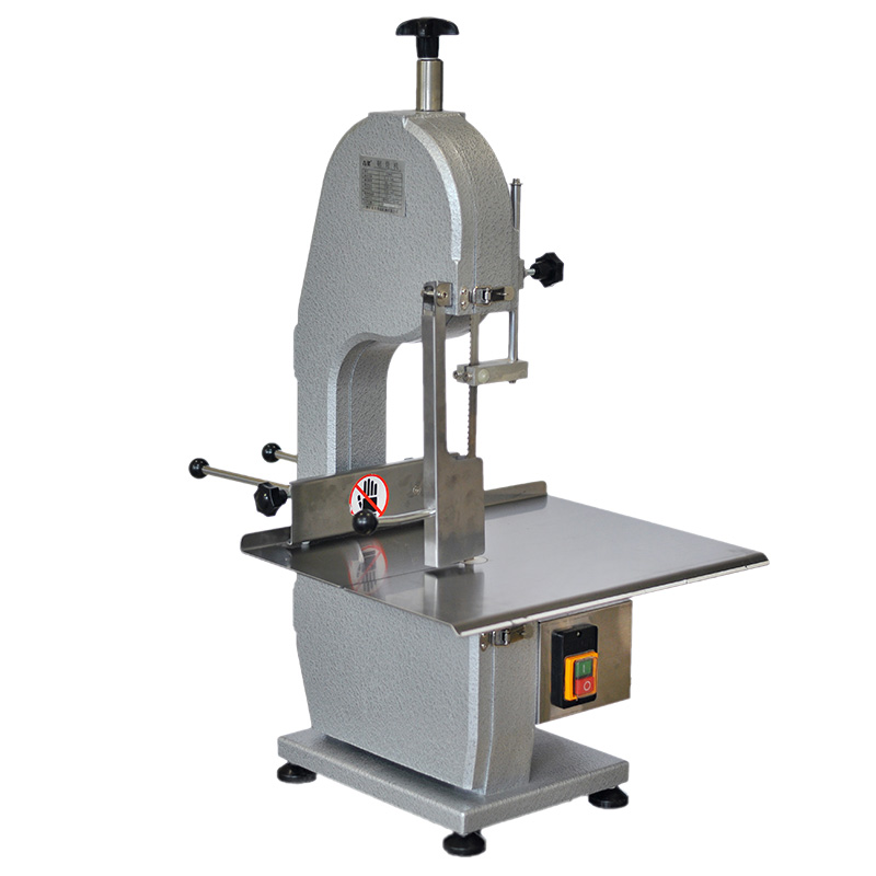 J130 Industrial Meat Cutting Machine Stainless Steel Band Bone Meat Saw Machine For Sawing Pork In Meat Processing Machine