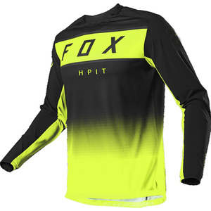 motorcycle mountain bike team downhill jersey MTB Offroad DH fxr bicycle locomotive shirt cross country mountain hpit fox jersey