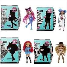 L.O.L. Сюрприз! Remix O.M.G. Серия 3 Da Boss Lights Groovy Baby Winter Disco Dollie Fashion Lonestar LOLS Doll JK Neon Q.T.
