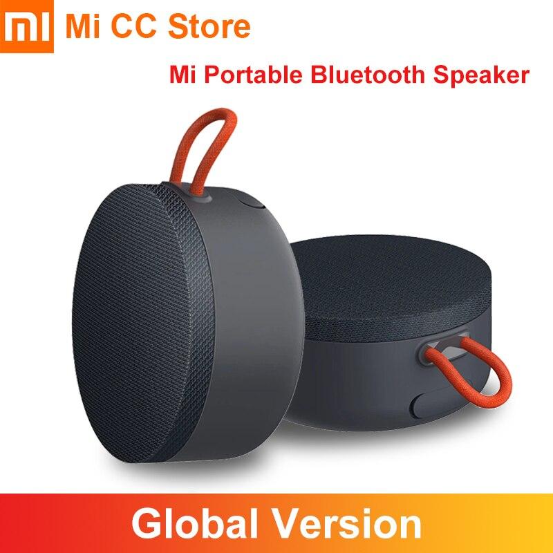 Xiaomi Mi Portable Bluetooth haut-parleur stéréo basse intégré 2000mAh batterie étanche sans fil compacte Mini Bluetooth 5.0 haut-parleur