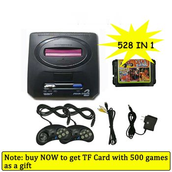 16 bit Video Game Console with US and Japan Mode Switch AV-out for Original Handles Export Russia with 300 500 600 Classic Games 10