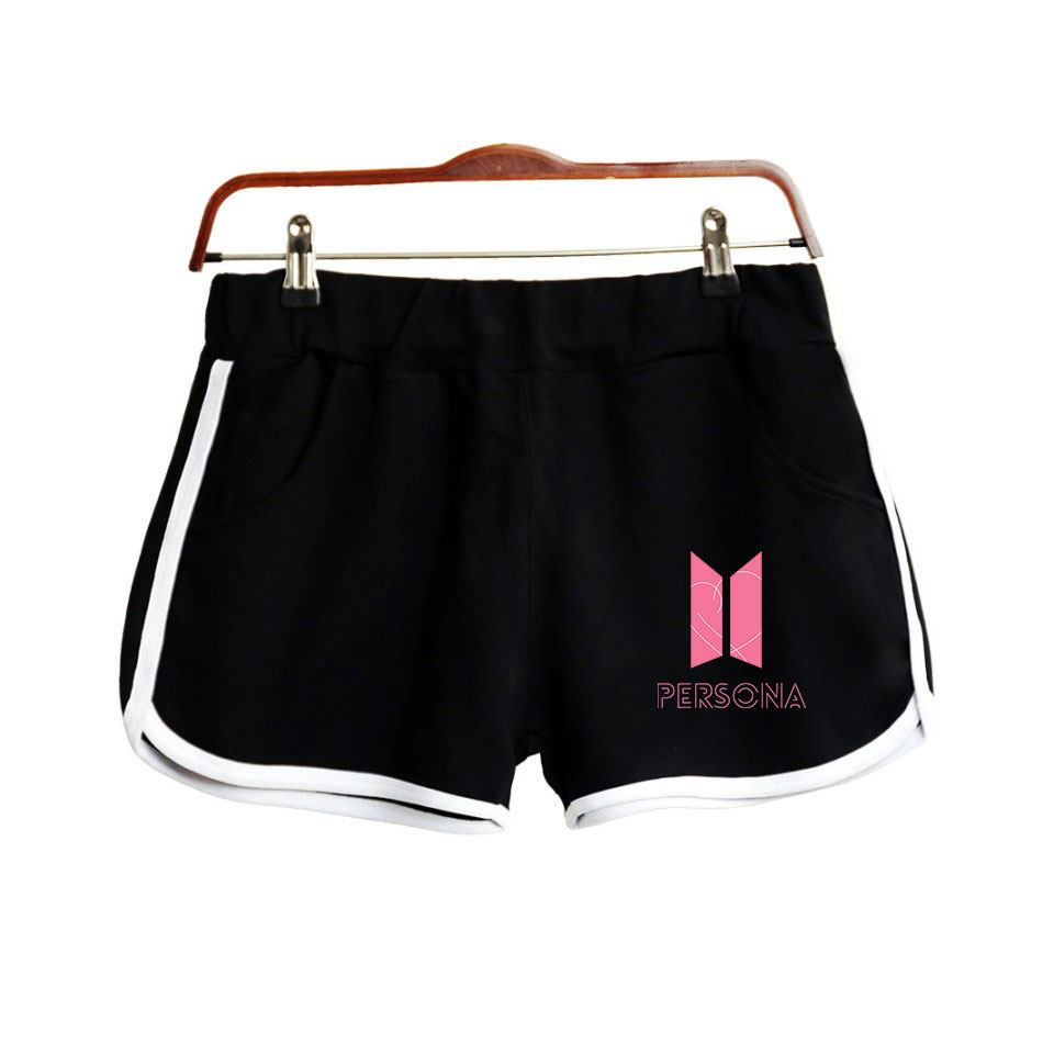 2019 New BTS Map Of The Soul Persona Should Aid WOMEN'S Shorts Support