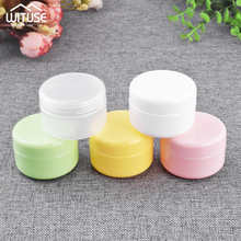 Empty Makeup Jar Refillable  Bottles Pot Face Cream Lotion Small Cosmetic Container Little Cream Travel Container 20g 50g 100g